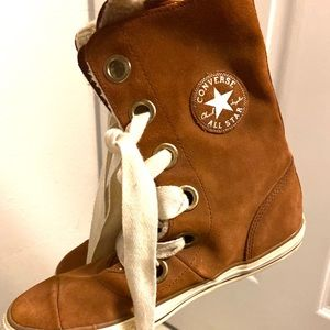 Converse Chuck Taylor Beverly Lace Up Boots